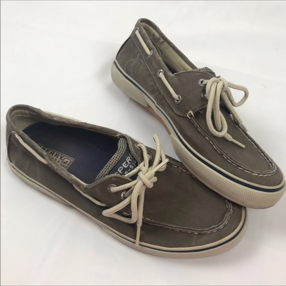 Sperry Shoes   Sperry Topsiders Brown